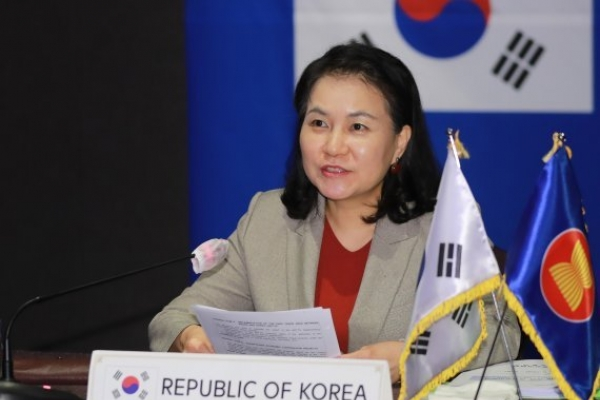 AmCham endorses Yoo Myung-hee for WTO chief