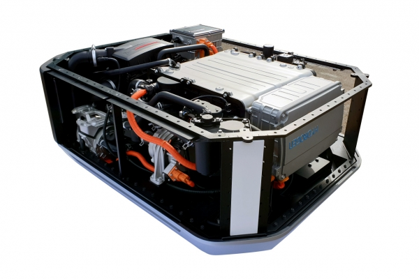 Hyundai's hydrogen fuel cells head to Europe