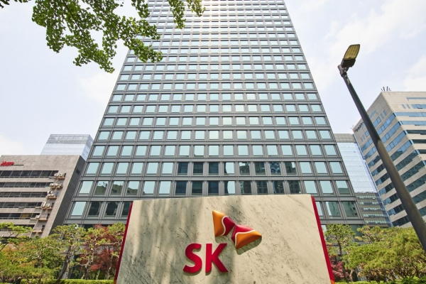 SK Holdings secures W480b through block sale of ESR shares