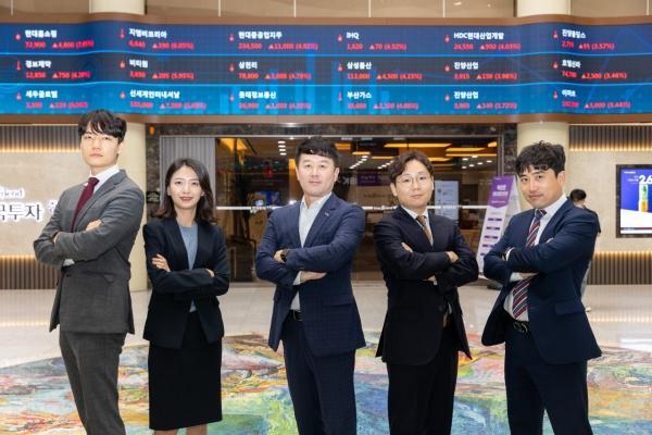 [Herald Interview] Korea Investment & Securities pioneers AI-powered stock analysis