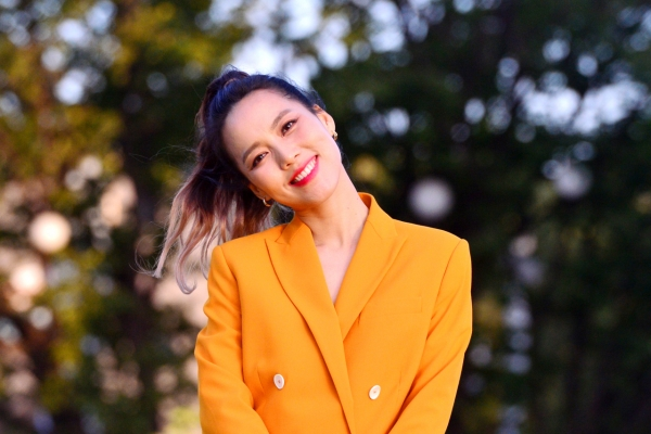 [Herald Interview] Sohyang talks singing in 'Begin Again,' lesson from battle with pneumonia