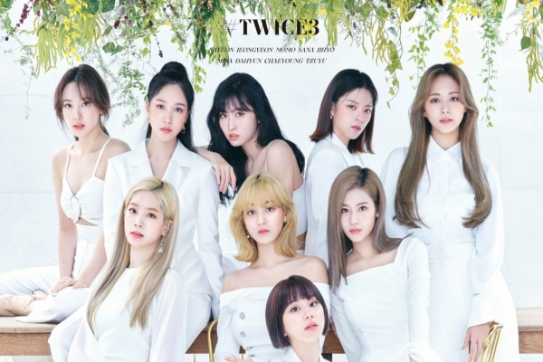 TWICE tops Japanese weekly music album chart with latest compilation album