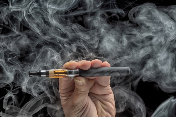 Taxes on vaping to double next year