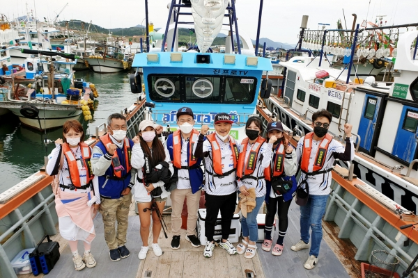 Afreeca TV provides fishing boats for free to streamers