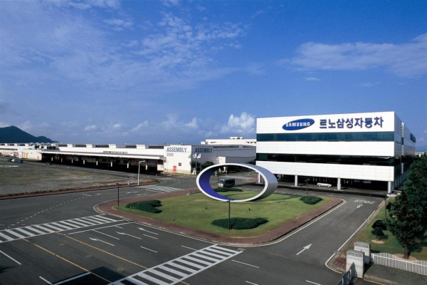 Renault Samsung to suspend plant operations amid pandemic