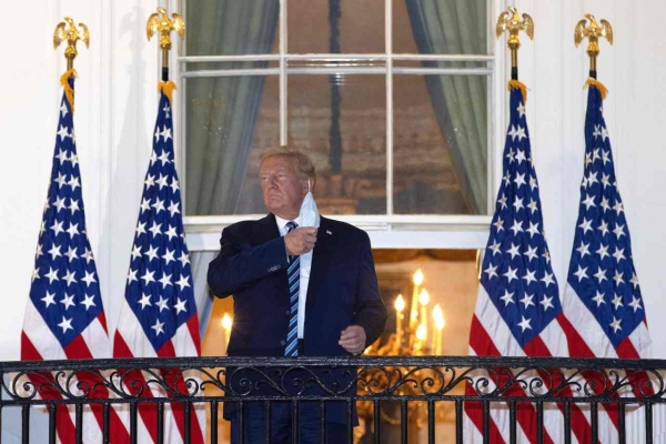 Trump's return means more anxiety for White House reporters
