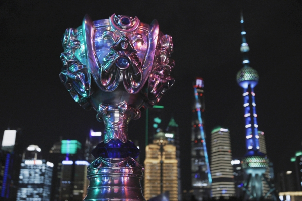 All Korean teams fall on the same side of bracket for LoL World Championships