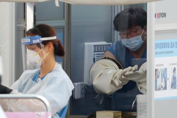 South Korea reports 110 new COVID-19 cases