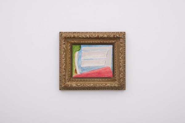 Japanese artist Sugito overturns common sense with wooden frames