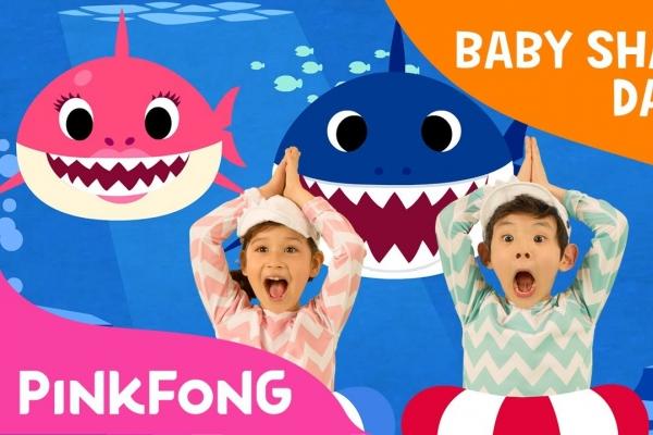 Addictive 'Baby Shark' child song recognized with RIAA's diamond status