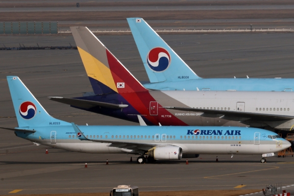 Korean flag carriers eye tie-up as policy lender backs W1.8tr deal