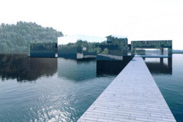 Floating museum dedicated to Modern art master Kim Whan-ki to be built in his hometown