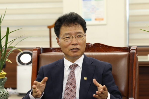 [Herald Interview] S. Korea vows to open an era of 'digital IP': IP office chief