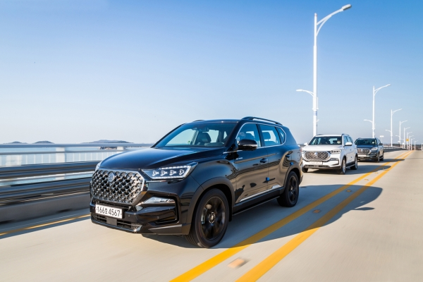[Behind the Wheel] SsangYong's Rexton returns younger, stronger