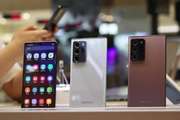 Samsung maintains top spot in Western Europe smartphone market in Q3: report
