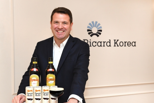 [Herald Interview] Pernod Ricard brings RTD craze to Korea