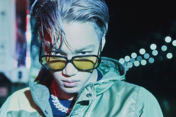 EXO's Kai goes solo with R&B pop album