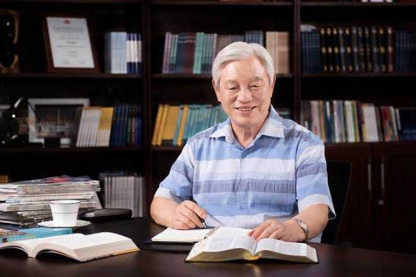 Rev. Park Ock-soo hopes for joy and hope for youth with the IYF amid COVID-19