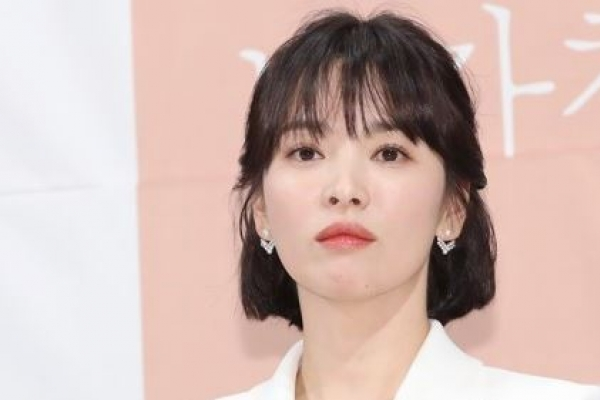 Song Hye-kyo to make return to TV with 'Glory'