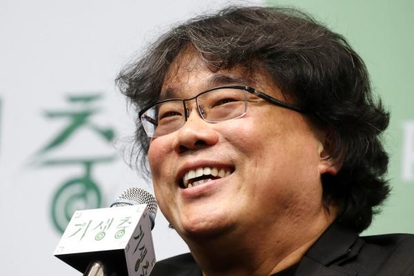 'Parasite' director Bong Joon-ho to head Venice Film Fest jury