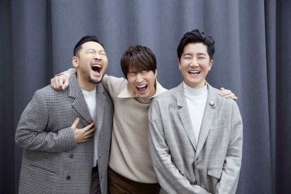 Hip-hop trio Epik High is here with message of hope