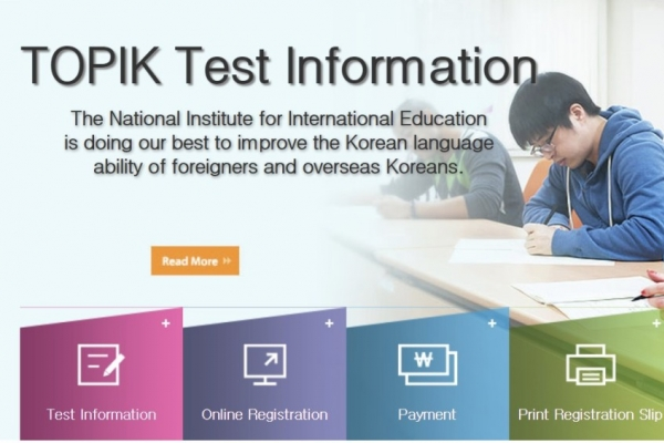 Korean language test for foreigners to take place 3 times abroad in 2021