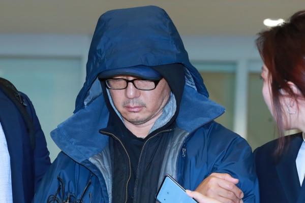 Appellate court approves 7-year sentence for late Hanbo founder's son