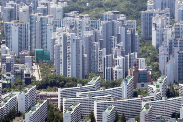 Demand for homes in greater Seoul hits record high