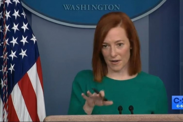 Biden US will work with allies to face competition from China: Psaki