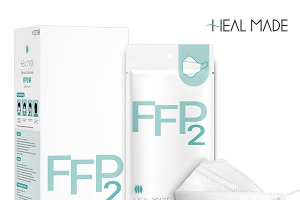 IK HealMade's FFP2 masks ready for global market