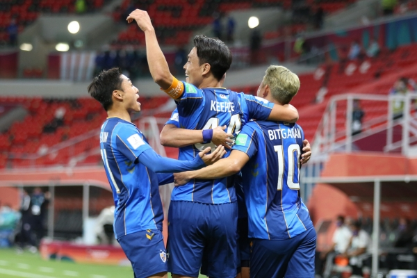 K League's Ulsan Hyundai drop opening match at FIFA Club World Cup