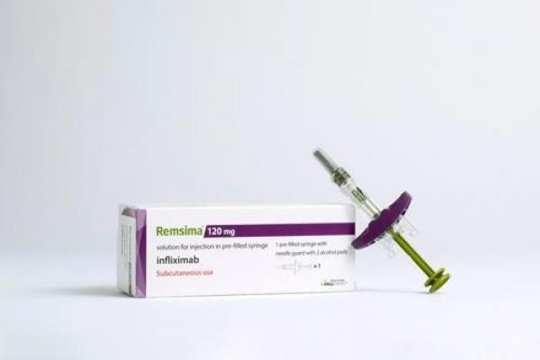 Celltrion's Remsima SC lands in S. Korea