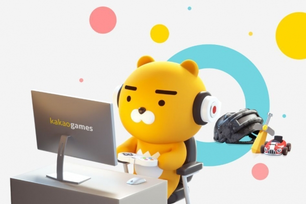 Kakao Games' 2020 sales best in company's history