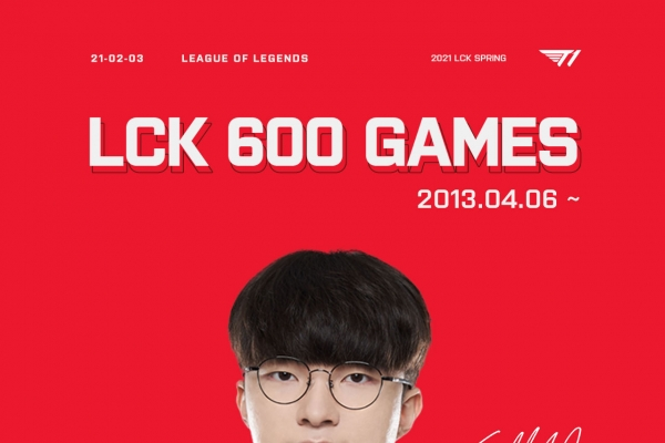 LCK generation change, while Faker and Deft hit milestones