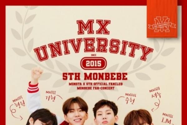 [Today's K-pop] Monsta X to meet fans in person
