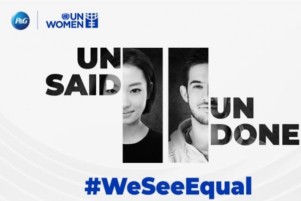 P&G addresses gender equality in pandemic-hit world