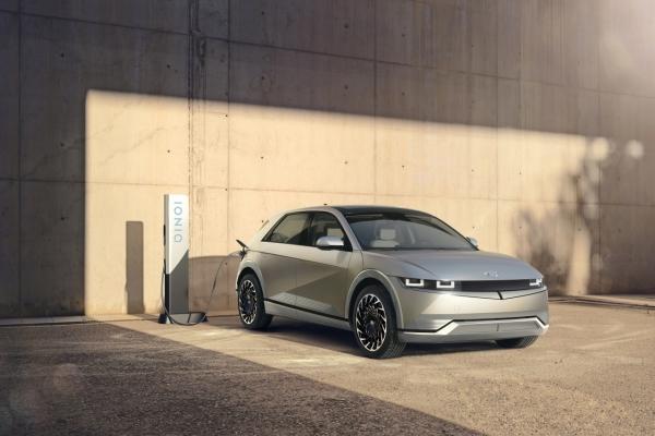 Hyundai Motor makes a splash with the all-electric Ioniq 5