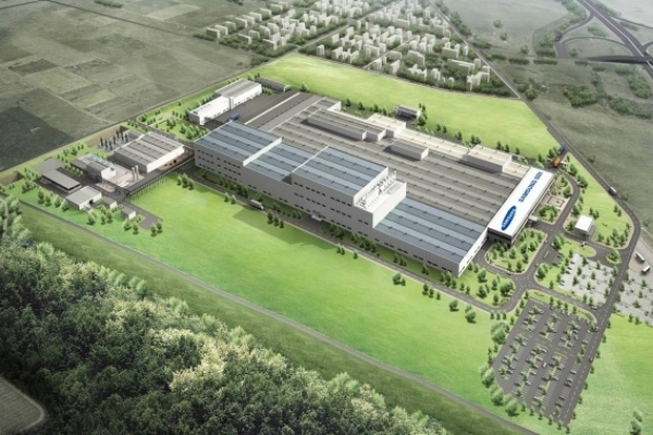 Samsung SDI to inject W1tr into Hungary battery plant
