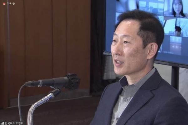 Christopher Ko shares visions as Bio association representative