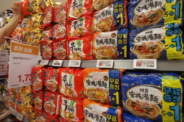 Instant noodle makers see 2020 sales jump amid pandemic