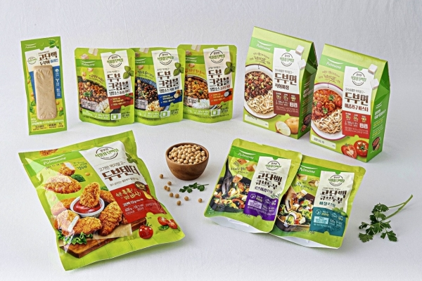 Pulmuone aims to challenge Beyond Meat, Impossible Foods in plant-based food