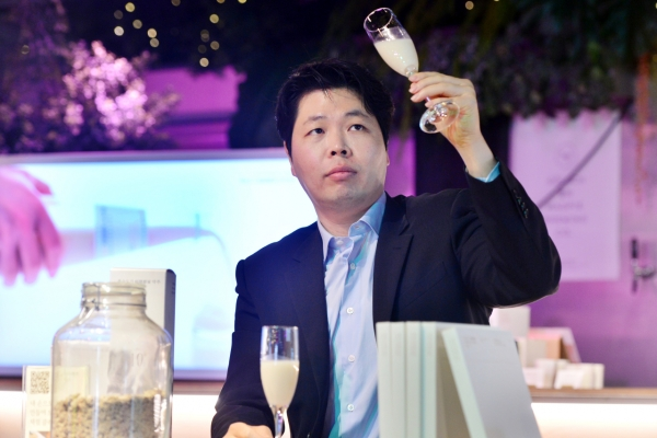 [Herald Interview] Brewery serves up sparkling makgeolli in blend of tradition and modernity