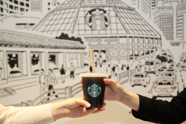Starbucks Korea to do away with single-use cups by 2025