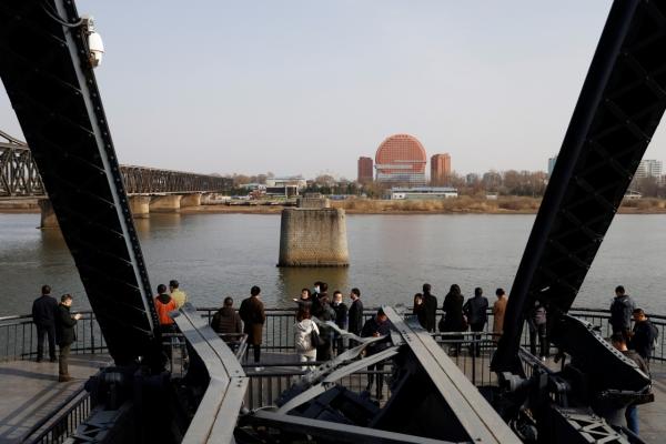 North Korea-China trade may resume next week: report