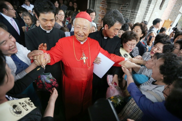 Life of Cardinal Nicholas Cheong Jin-suk