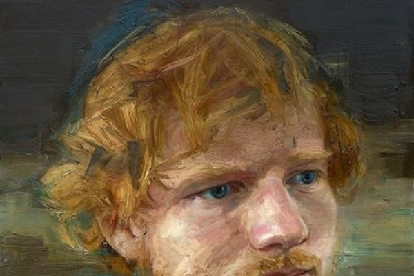 From Shakespeare to Ed Sheeran, portraits of British icons on exhibit at national museum
