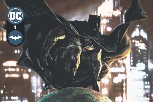 When Batman faces gangsters in Jongno