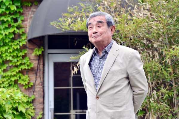 [#WeFace] [Herald Interview] Architect Kim Won's goal is buildings that conform to nature
