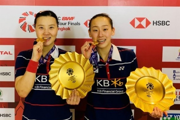 Inseparable friends in badminton happy to be reunited in quest for medal in Tokyo