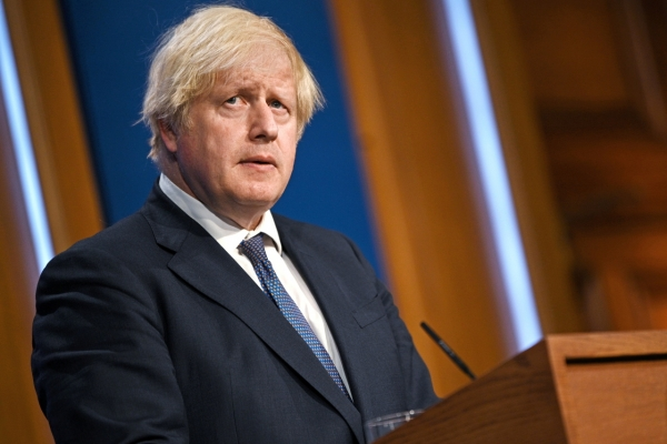 UK PM resisted 2nd lockdown as 'most dying over 80': ex-aide